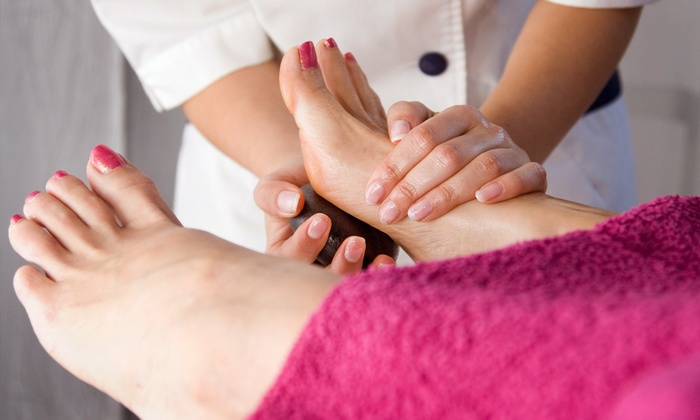 Foot and Legg Massage